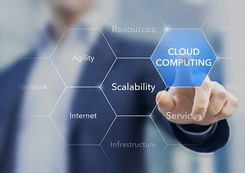 Software as a Service Improves Business Efficiencies