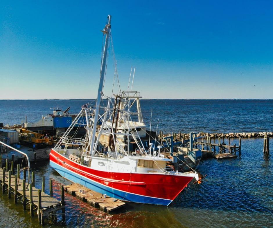 Digital Checklists Help Keep Local Fishing Fleet Safe
